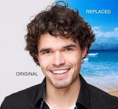 Photoshop Tutorial How To Change Background with a lot of hair Like a PRO in 5 easy step
