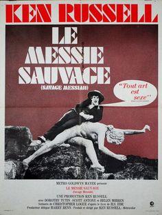 Helen Mirren Scott Antony LE Messie Sauvage KEN Russell 1972 60x80   eBay