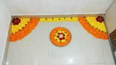 Janmasthami celebration #lord krishna . Easy Rangoli Designs Diwali, Simple Rangoli Designs Images, Rangoli Designs Flower, Small Rangoli Design, Colorful Rangoli Designs, Rangoli Ideas, Diwali Rangoli, Flower Rangoli, Beautiful Rangoli Designs