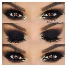 """Sabah Shaben on Instagram: """"? @anastasiabeverlyhills single shadows in... ❤ liked on Polyvore featuring beauty products, makeup, eye makeup, eyebrow cosmetics, eye brow makeup, eye pencil makeup, eyebrow makeup and brow makeup"""