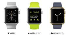 Apple lanza su wearable Apple Watch con grandes cualidades para actividades deportivas