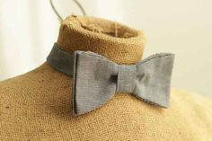 Sew a bow tie | 23 DIY Upgrades Any Man Can Make To Look Better