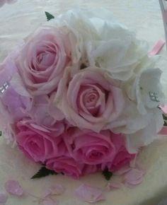 Bouquet sposa romantico