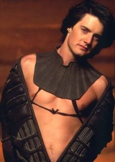Paul Atreides - KYLE MACLACHLAN LOOKS HOW I IMAGINED MUAD'DIB WOULD LOOK.