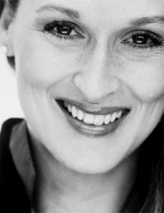 Meryl Streep my favorite actress...no one else compares...love her...