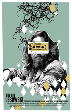 n the late 90s, The Big Lebowski, a Cohen Brothers film starring Jeff Bridges, John Goodman, and Steve Buscemi, became an instant cult classic. The Dude, Jeff Bridges character, was defined by his shaggy sweater, long locks, dark sunglasses, and strong preference for White Russians.