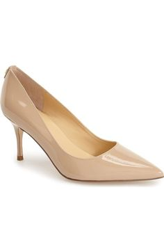 Ivanka Trump 'Boni' Pointy Toe Pump (Women) available at #Nordstrom