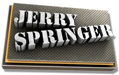 Jerry Springer Donation Request - They donate tickets for fundraising auctions