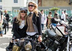 Ladies of the Distinguished Gentleman's Ride