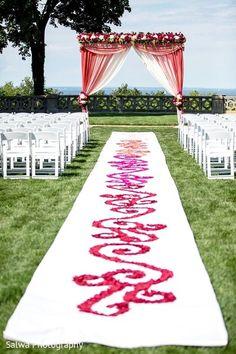 Long Island, NY Indian Fusion Wedding by Salwa Photography