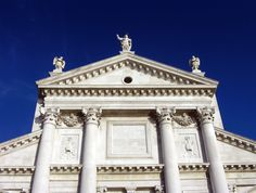 20 best palladian architecture images on pinterest andrea palladio the composite order in the upper part of the facade of san giorgio maggiore venice fandeluxe Gallery