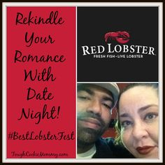 Rekindle Your Romance With Date Night! #BestLobsterfest @Red Lobster #Giveaway #Ad