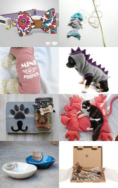Pet Supplies  by Aleksandra Chirich on Etsy--Pinned with TreasuryPin.com