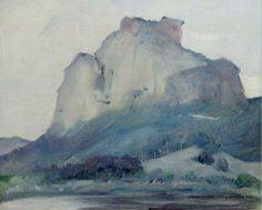 Pedra da Gávea, s/d Rubens Bustamante Sá (Brasil, 1907-1988)
