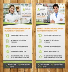 Pharmacy needs a rack card! by vsardju