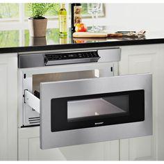 SMEG 1.6 Cu. Ft. 1000W Built-In Microwave | Wayfair