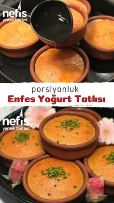 Delicious Yoghurt Dessert - Delicious Recipes - How to Make Delicious Yogurt Dessert Recipe with Portion? Illustrated explanation of this recipe in - Tiramisu Dessert, Homemade Desserts, Dessert Recipes, Baked Chicken Meatballs, Paleo Brownies, Cranberry Chutney, Wie Macht Man, Desserts For A Crowd, Coconut Macaroons