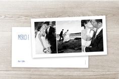 carte de remerciement mariage 3 photos (panoramique) by Sibylle Derkenne pour www.rosemood.fr #wedding #merci Blue Matte Nails, Pink Nail Art, Merida, Photos Panoramiques, One Hair, Marry Me, Communion, Save The Date, Wedding Dresses