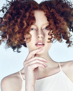 Shelley Pengilly Medium Red Hairstyles