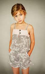 Zephyr Romper and Sundress ~ Figgy's Sewing Patterns