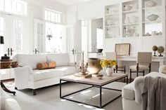 Pick Best Colors for Your Home: White Color - Innocence, Freshness, New Beginnings - Metal Element
