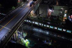 1:00 a.m. Last Train Shibuya 渋谷