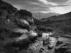 Mountain Staircase