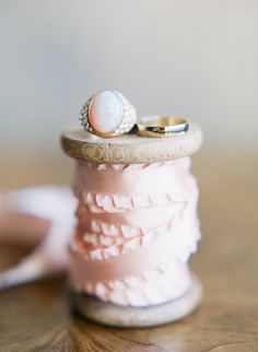 Rings   Romantic Wedding Photoshoot from Katie Stoops on Style Me Pretty: http://www.StyleMePretty.com/destination-weddings/2014/03/17/romantic-irish-wedding-inspiration/