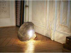 "TIDELIGHT |- PETITE FRITURE | Hand-blown mould | 10.5""D x 12""L | 2010"