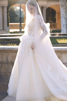 Oh boy, oh boy, oh boy —have we got a treat for you today… Okay, so it's no surprise that we here at GWS love oohing and aweing over gorgeous wedding dresses; especially when it comes to delicate details, sumptuous fabrics, intricate lace, and the overall look and feel of a dress. So, dear readers,...