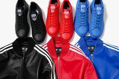 """Adidas Consortium X Pharell Williams """"Solid"""" Pack - http://www.swaggest.com/adidas-consortium-x-pharell-williams-solid-pack/"""