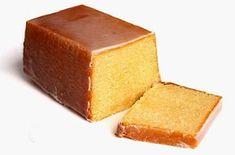 Cake Moelleux au Citron avec glacage