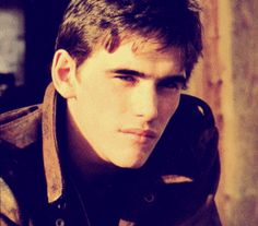 So in case you can't tell I LOVE the Outsiders. Love it. I wish I could marry Soda and I wish...