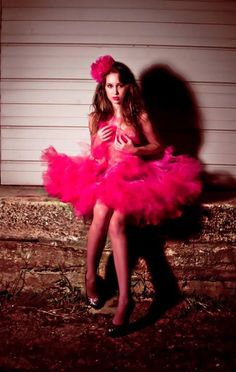 Mega huge Shocking Pink Petticoat tutu skirt hot pink extra poofy Adult --You Choose Size -- Sisters of the Moon. $100.00, via Etsy.