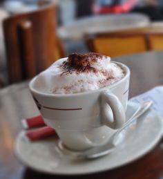 Cafe, Paris, Francia, Bebida Caliente, Canela