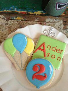 Cookies Birthday Cookies, Cupcake Cookies, Sugar Cookies, Cupcakes, Cookie Tutorials, Recipe Of The Day, Royal Icing, Rice Krispies, All Design