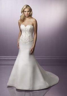 Mori Lee '4180' size 12 used wedding dress - Nearly Newlywed