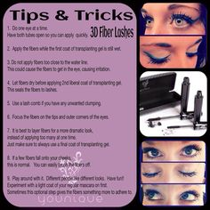 These are some good tips on putting on your 3d mascara from younique. Shop here: www.youniqueproducts.com/amandawturner