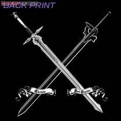 Sword Art Online Coat of Midnight Jacket by Cospa