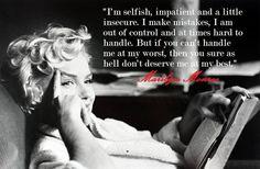 Marilyn Monroe Marilyn Monroe Marilyn Monroe