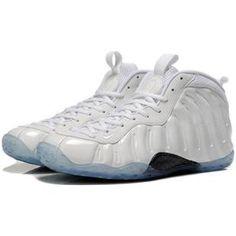 b02fa3805d6 scarpe da basket Nero All Bianco Nike Air Foamposite One Black Nike Shoes