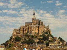 Mont Saint Michel, Normandie