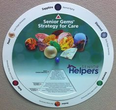 """The """"Senior Gems"""" DVD, FREE from Senior Helpers - a great guide to understanding dementia stages"""