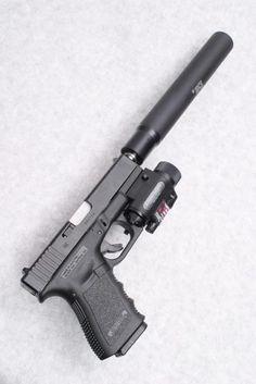 supressors | Zombie Squad • View topic - Glock Suppressor