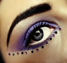 Dark Fairy Make-up by KikiMJ.deviantart.com