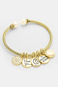 To The Moon and Back Bracelet