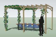 Kies zelf de onderdelen voor je ideale pergola uit. Zoek je hout om een mooie, stevige pergola te maken? Met ons mix & match pergolahout kun je zelf onderdelen combineren en zo je ideale pergola samenstellen. #pergola Mix Match, Pergola, Loft, Outdoor Structures, Home Decor, Products, Decoration Home, Room Decor, Outdoor Pergola