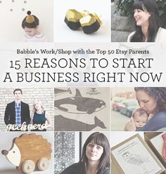 15 Reasons to Start a Business Right Now