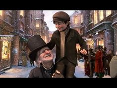 """Then again, the Charles Dickens story that has undergone most remakes just might be A Christmas Carol. Just plug that title into our search field and, um, see what happens. """" People: Jim Carrey Titles: A Christmas Carol Popular Christmas Movies, Disney Christmas Movies, Holiday Movies, Ebenezer Scrooge, Jim Carrey, Christmas Carol, Christmas Scrooge, Christmas Time, Xmas"""