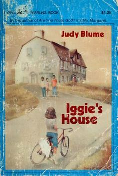 Iggie's House by Judy Blume